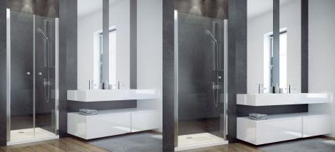 Sprchové dvere Sanovo