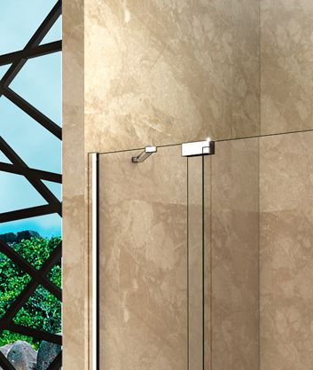 0368d6d3bbf3e Aquatek PARTY B5 80 - jednokrídlové sprchové dvere 78-82 cm (PARTYB5CH8062)  | Kúpeľne Sanovo - Široký sortiment za rozumnú cenu