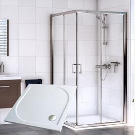 Sprchové kouty s vaničkou
