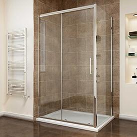 Obdélnikové sprchové kouty